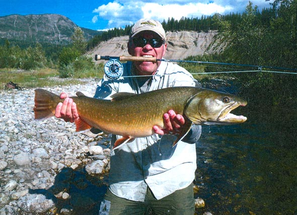 how to catch bull trout in alberta